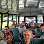 Tous à bord de l'autobus!