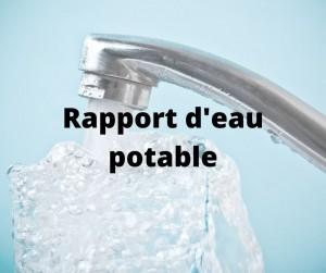 rapport_eau
